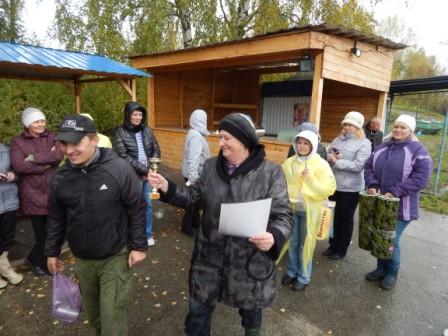 Муниципальный турслет педагогов 23.09.15г. в г. Калтан